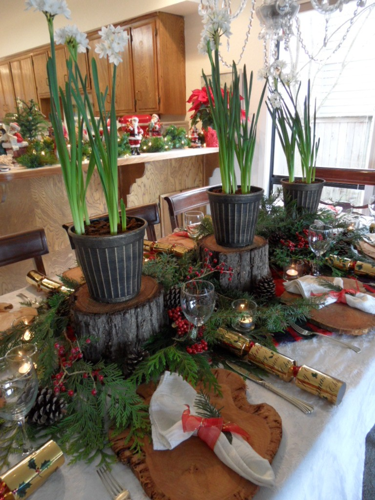 Decorating Ideas > Christmas Table Decorations  An Inspired Kitchen ~ 131600_Christmas Decorating Ideas For Kitchen Table